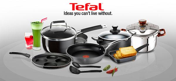 Một vài sản phẩm nổi bật của TEFAL