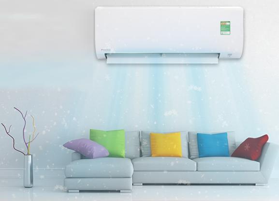 Máy Lạnh DAIKIN 1.5 HP FTC35NV1V/RC35NV1V