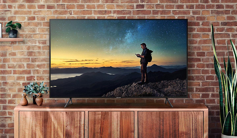 Smart Tivi 4K SAMSUNG 75 Inch UA75NU7100KXXV
