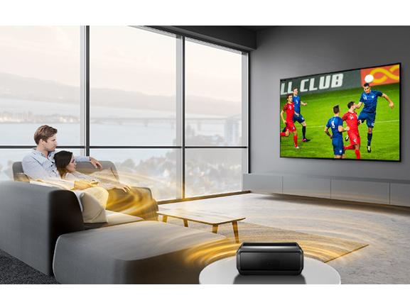 Smart Nanocell Tivi LG 4K 49 Inch  49NANO86TNA ThinQ AI - Sẵn sàng cho âm thanh vòm Bluetooth