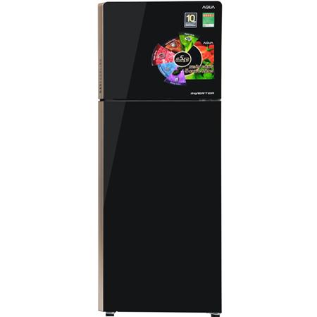 Tủ Lạnh AQUA Inverter 284 Lít AQR-IG288EN(GB)