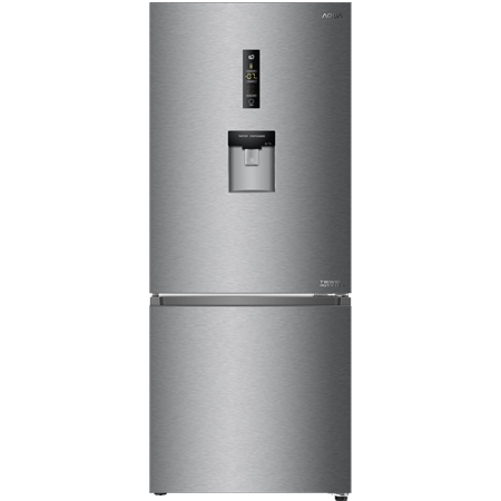 Tủ lạnh Aqua Inverter 317 lít AQR-IW338EB(SW)