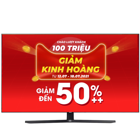 Smart Tivi 4K Samsung 55 Inch UA55TU8500KXXV