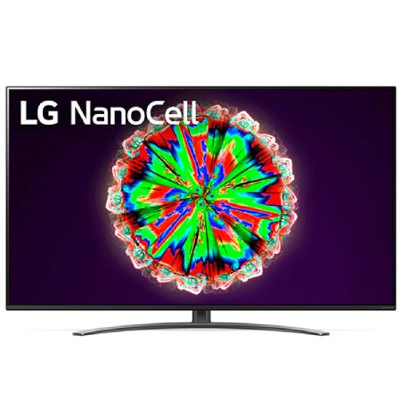 Smart Nanocell Tivi LG 4K 55 Inch 55NANO81TNA ThinQ AI
