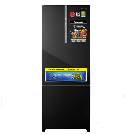 Tủ Lạnh Inverter PANASONIC 410 Lít NR-BX460GKVN