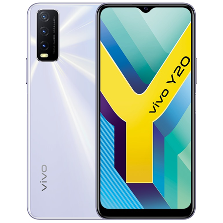 Vivo Y20(4GB+64GB), Trắng