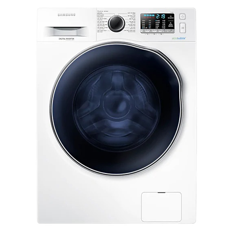 Máy Giặt/Sấy SAMSUNG 9.5Kg/6Kg WD95J5410AW/SV