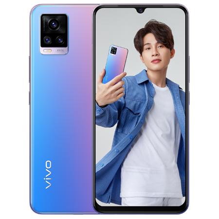 Vivo V20 (8GB+128GB), Xanh Hồng