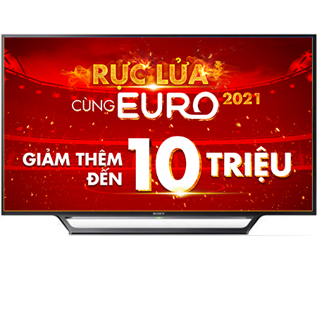 Internet Tivi LED SONY 40 Inch KDL-40W650D VN3
